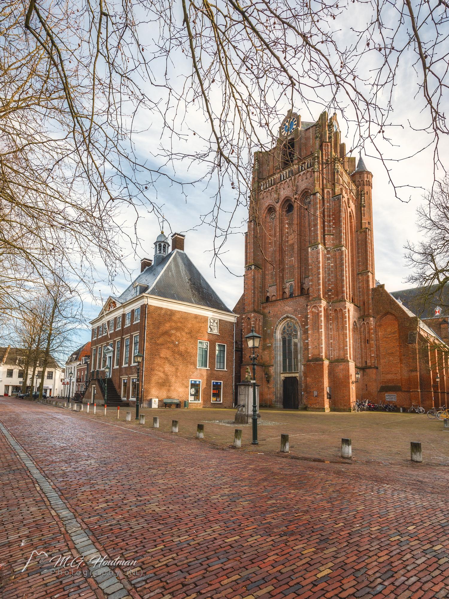 Grote Kerk en Oud Stadhuis