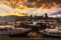 Oude stad en haven Wijk Bij Duurstede