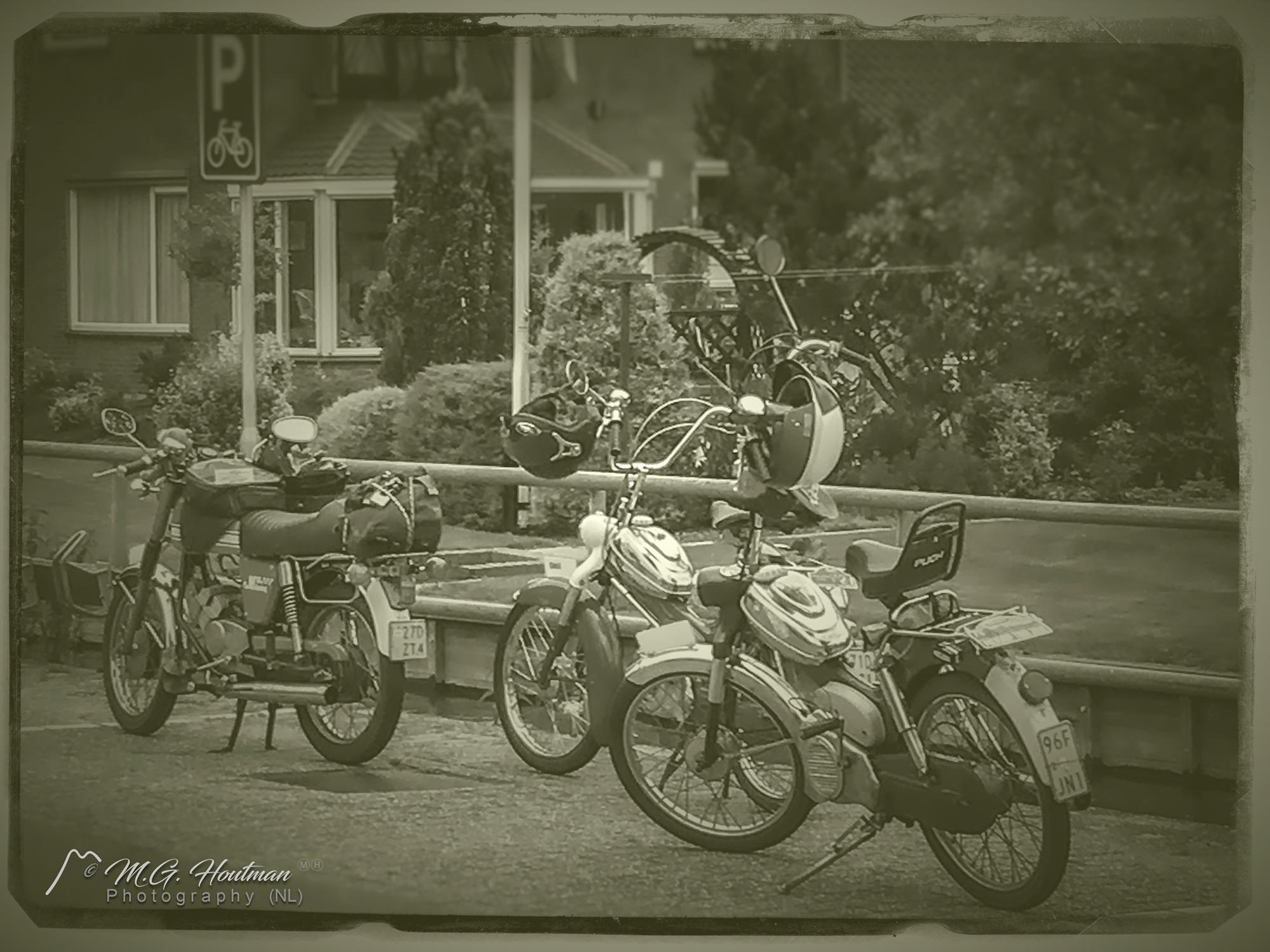 Old memories and Nostalgia / Brommers Kieken!