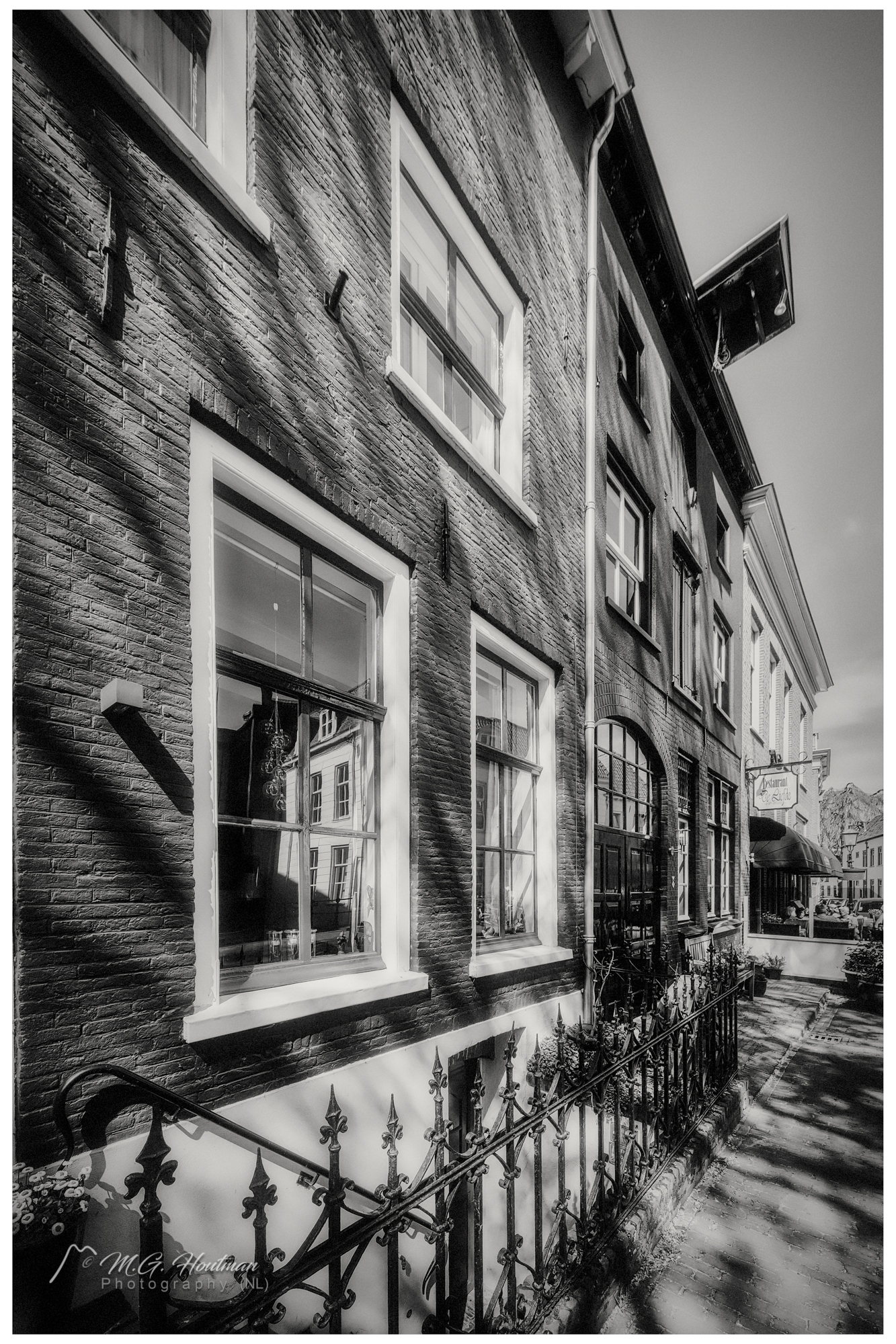 Dutch House facades (NL)