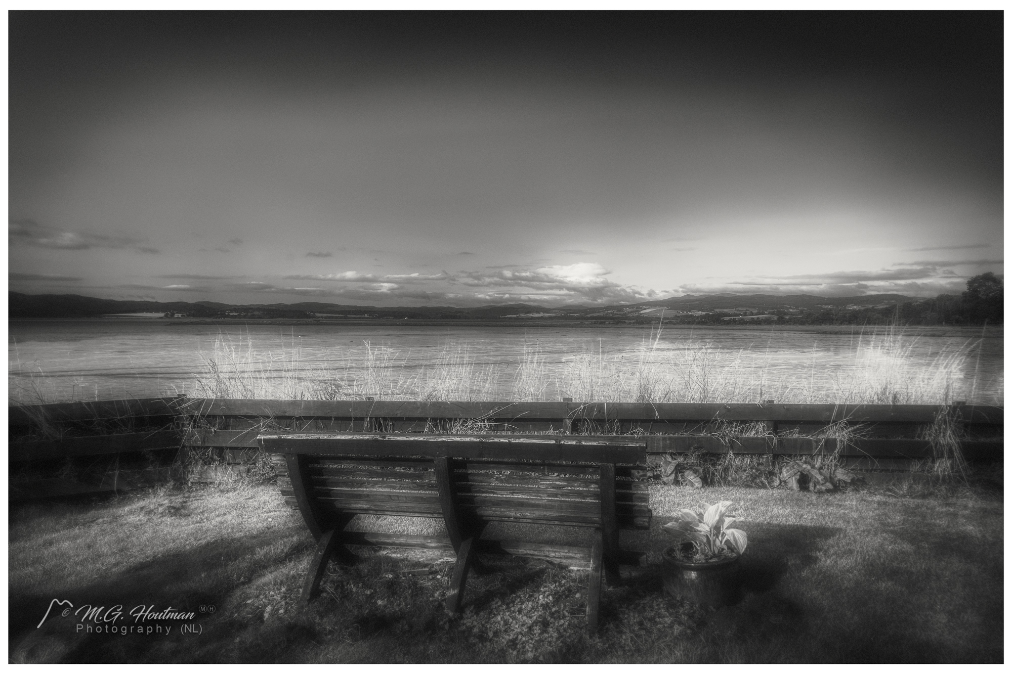 Morning sun @ Beauly Firth - Iverness