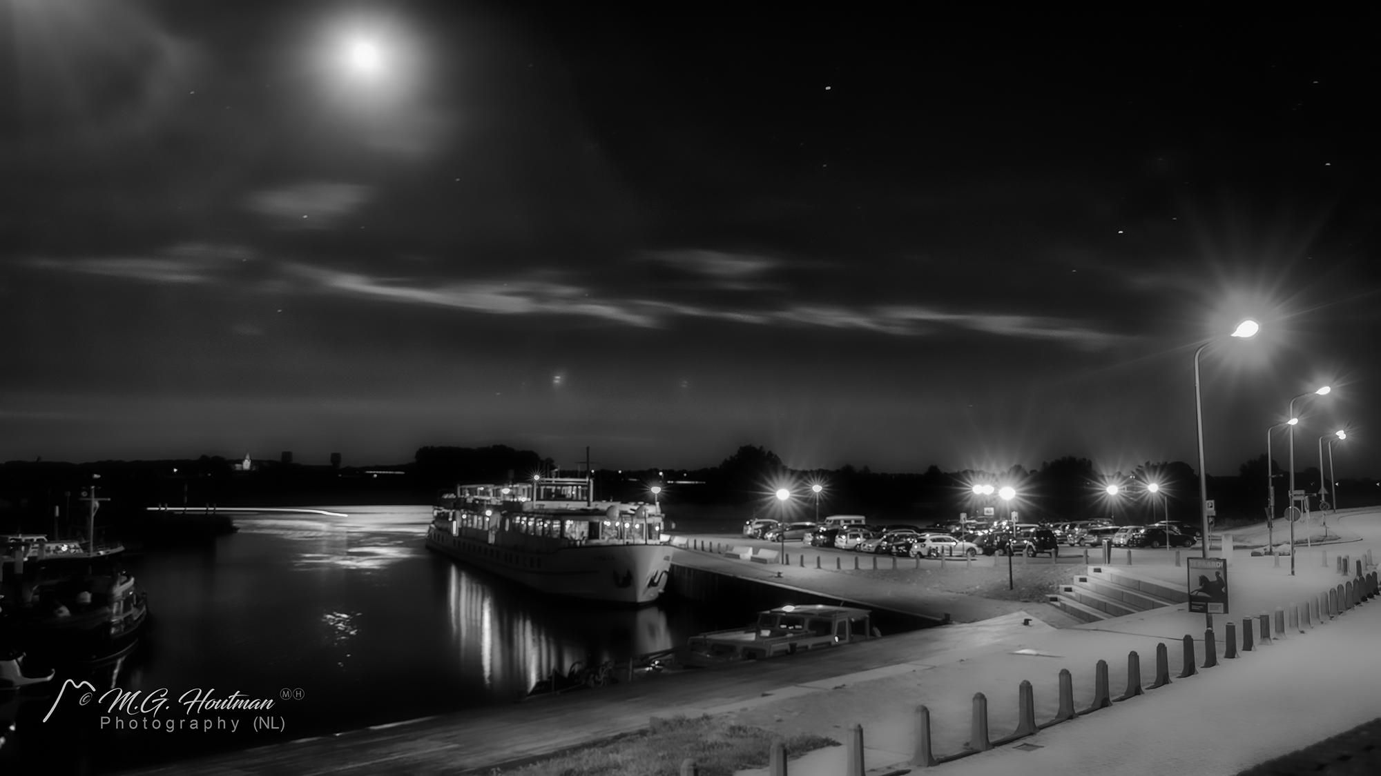 De oude haven Wijk bij Duurstede