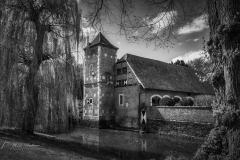 De waterburcht werd in de 11e eeuw voor het eerst genoemd